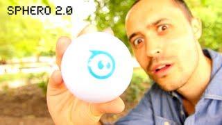 One of Alistair Cohen's most viewed videos: SPHERO 2.0 road test - WDINT vs GadgetsBoy