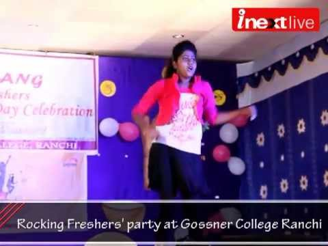freshers party speech in college The much awaited fresher's party at management and design academy   following the director's speech, some amazing designs and ethnic.