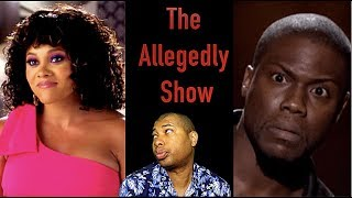 The Allegedly Show: Ashley Darby Fired? Whitney Hologram Tour, Kevin Hart Sued \u0026 Celebrity Gossip