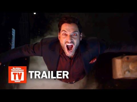Lucifer Season 4 Trailer | Rotten Tomatoes TV
