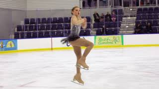 2018 Sunshine State Games - Figure Skating