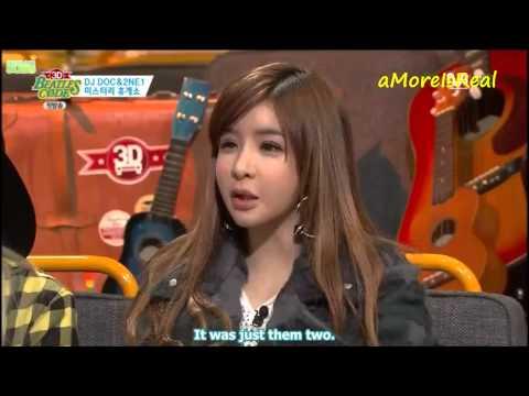 [ENG] MBLAQ's Mir talks about Minzy
