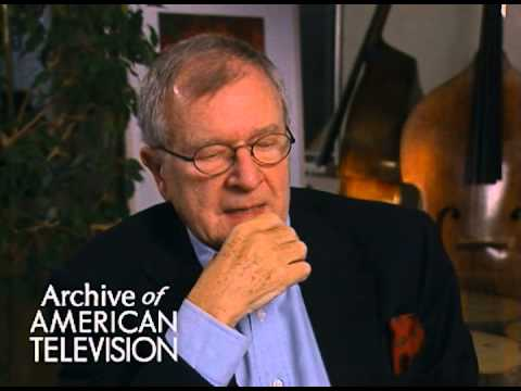 Bill Daily discusses his early career as a floor manager and writer  EMMYTVLEGENDS.ORG