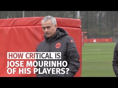 Luke Shaw, Eden Hazard, Eric Bailly - The Players Jose Mourinho Has Publicly Criticised