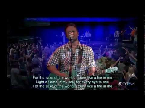 Brian & Jenn Johnson - For the Sake of the World (LIVE at Bethel)
