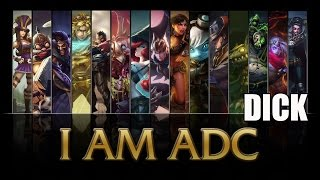 Top 5 Total Dick Champions - ADC Edition