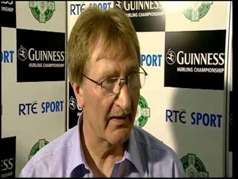 Gerald McCarthy lets rip at the GAA