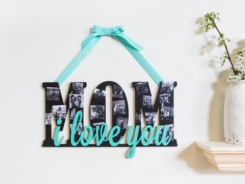 DIY Custom Mother's Day Gift | Craftcuts.com