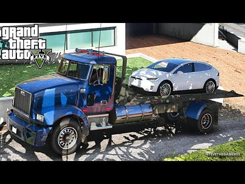 GTA 5 MOD #185 LET'S GO TO WORK (GTA 5 REAL LIFE MOD) SUNDAY REPO