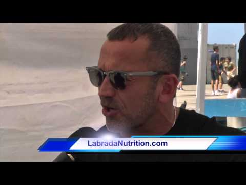 Lee Labrada Interview at Muscle Beach