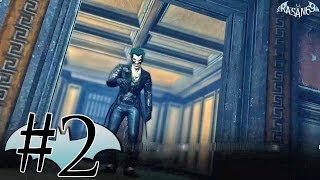 Batman - Arkham Origins Blackgate [PC] walkthrough part 2