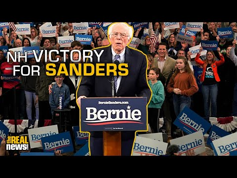 Sanders Wins New Hampshire