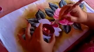 Aprenda a Pintar Rosas – Rápido e Fácil