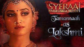 Tamannaah as Lakshmi - Sye Raa Narasimha Reddy | Oct 2nd Release