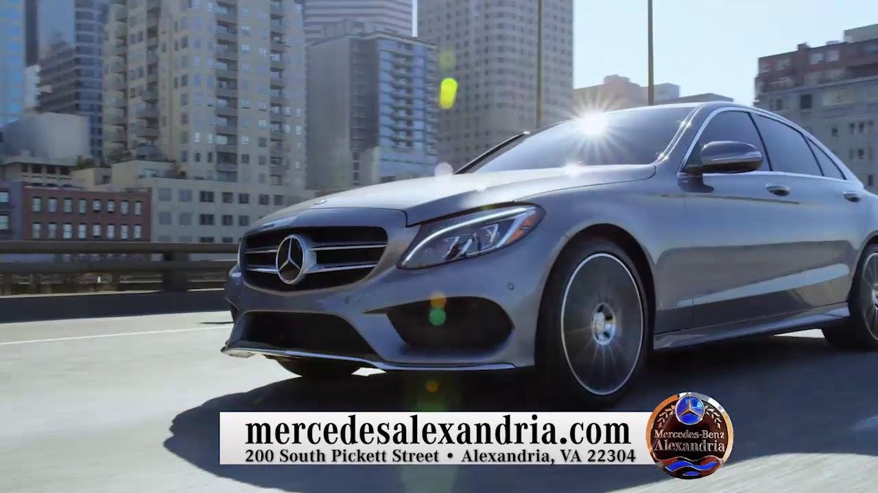Mercedes Benz Of Alexandria >> Mercedes Benz Of Alexandria Youtube