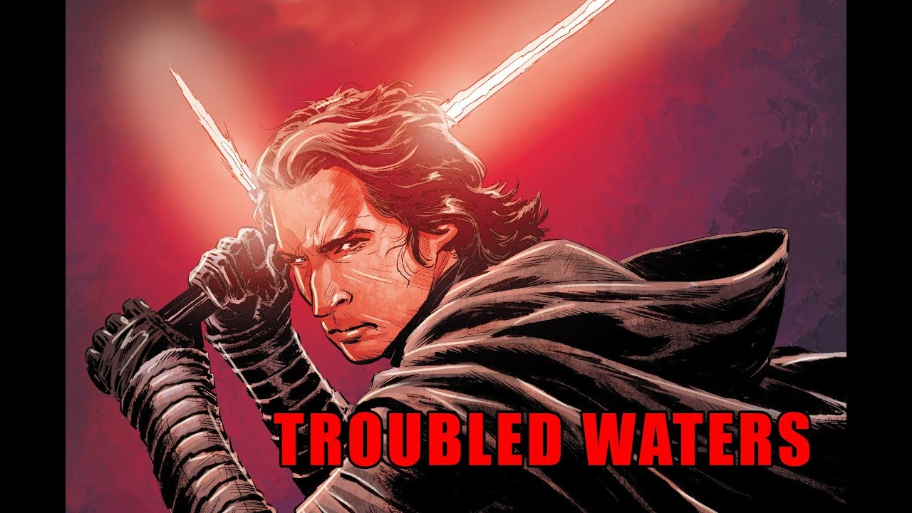 Journey To Star Wars The Rise Of Skywalker Allegiance 2 Troubled Waters Canon Youtube