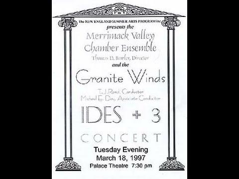Granite Winds - Ides + 3 - March 18, 1997