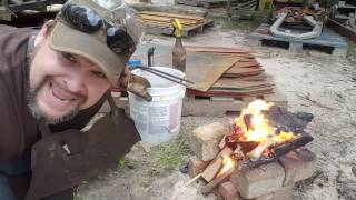 Grab your Tissues: Why not having an Anvil and a Forge is No Excuse!
