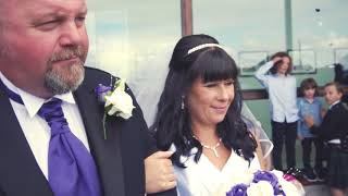 Shetland family wedding
