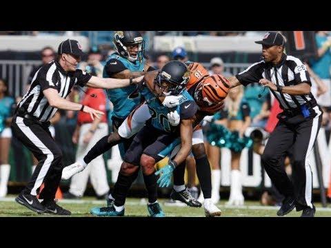 A.J. Green vs. Jalen Ramsey Week 9 WR vs. CB Highlights | NFL