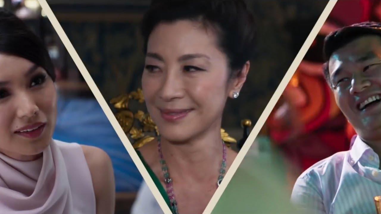 Download Crazy Rich Asians   official trailer #1 (2018)