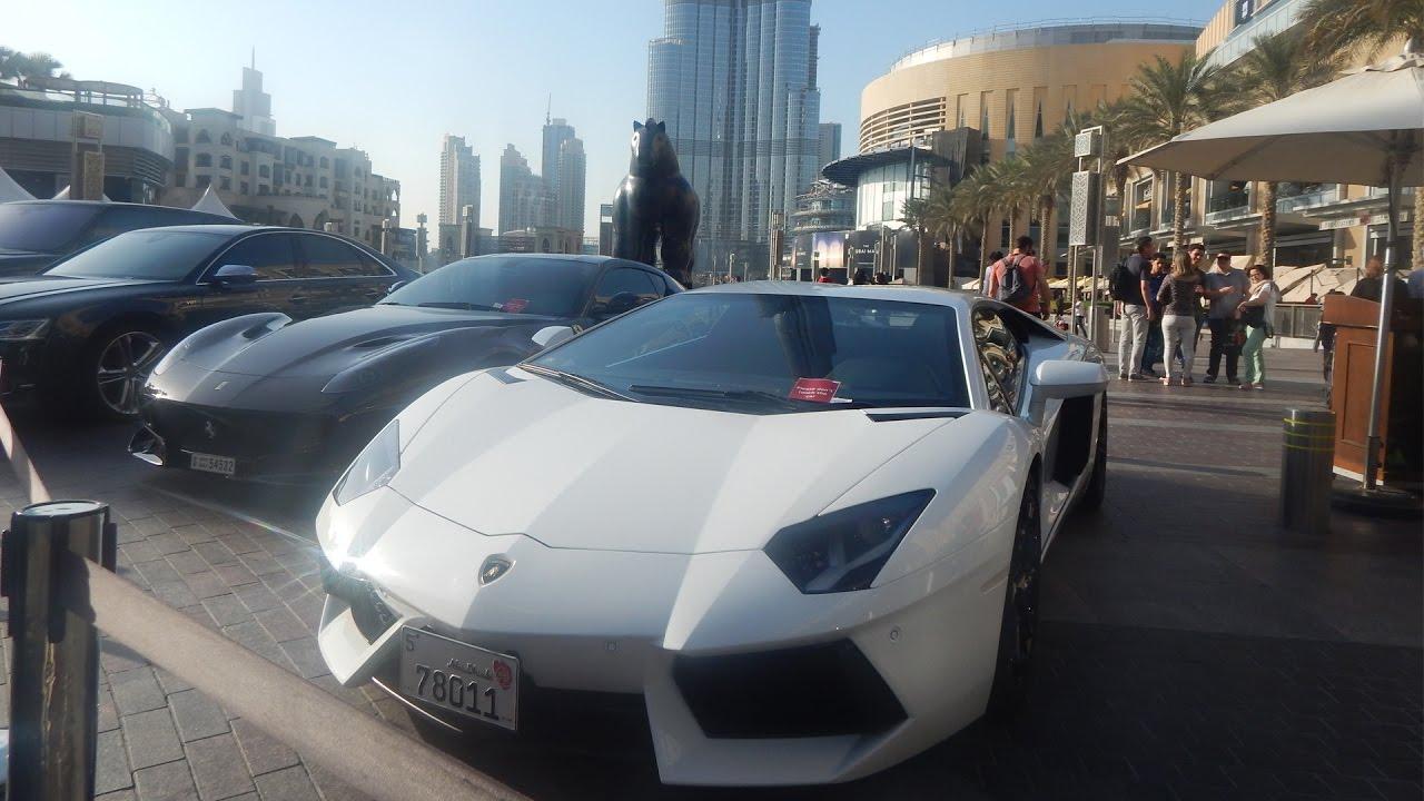Supercar In Dubai Aventador Amg