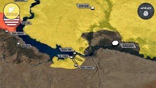 10 мая 2017. Военная обстановка в Сирии. США напрямую вооружают курдов. Русский перевод.