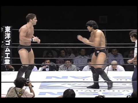 Masakatsu Funak vs  Guy Mezger 1996 9 6
