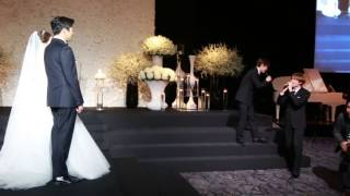 Video EunHae sing Oppa Oppa At Kyu's Sister wedding download MP3, 3GP, MP4, WEBM, AVI, FLV Juli 2018