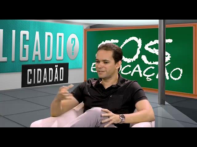 Professor Jayse Antônio fala sobre Educação
