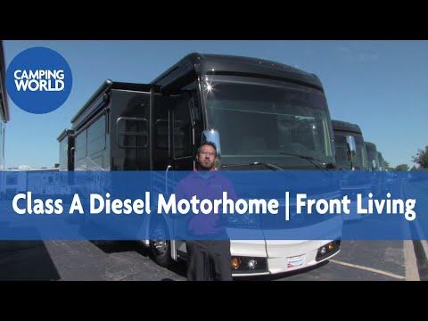2017 Monaco Diplomat 43S | Luxury Diesel Pusher | Class A Motorhome | Manhattan Bronze | Italian Sie