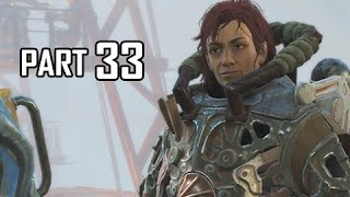 Fallout 4 Walkthrough Part 33 - Blast from the Past (PC Ultra Let