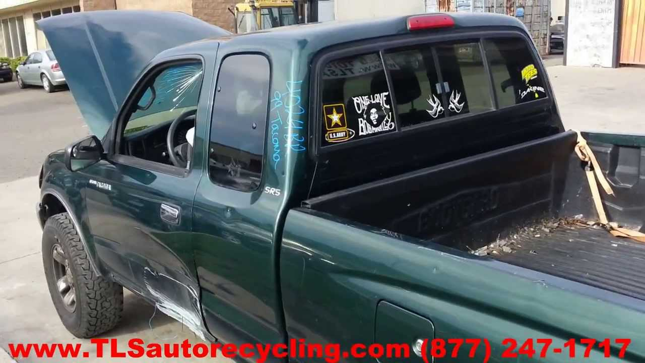 Toyota tacoma 1999 car for parts youtube pooptronica Choice Image