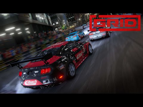 GRID | Launch Trailer #LikeNoOther