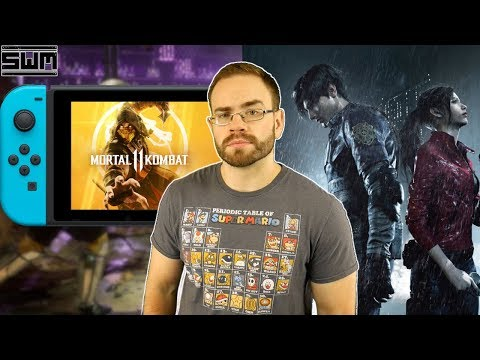 Mortal Kombat 11 Switch Port Studio Revealed And Resident Evil 2 Leaks (No Spoilers) | News Wave