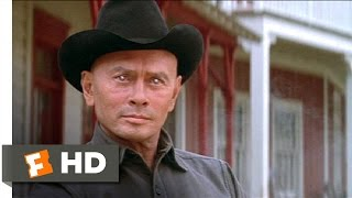 Westworld (8/10) Movie CLIP - Draw (1973) HD