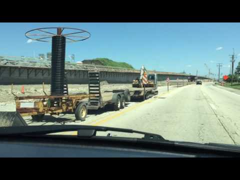 Illinois Route 390 Construction