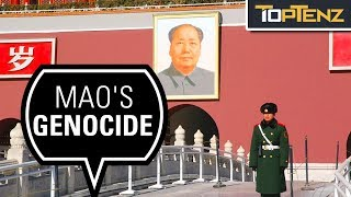 10 Brutal Realities Of Life In Mao's China