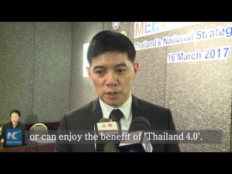 Belt and Road Initiative benefits regional connectivity: Thai official