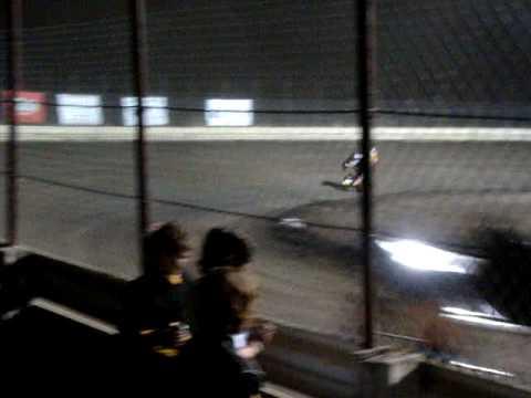 English Creek Speedway A-Main 4-24-09 Part 3