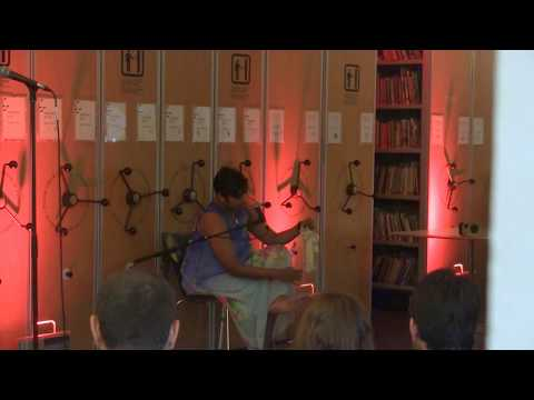 Saradha Soobrayen - Poem Brut at National Poetry Library