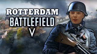 BATTLEFIELD 5 ROTTERDAM: My Thoughts On The Game & Comparisons To Battlefront 2