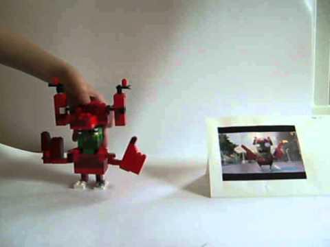 Lego Explosive Imp Plants Vs Zombies Garden Warfare