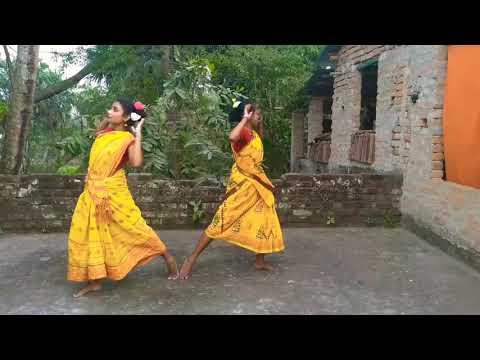AJ faguner agun lage by dola Roy & Avijit Basu.....