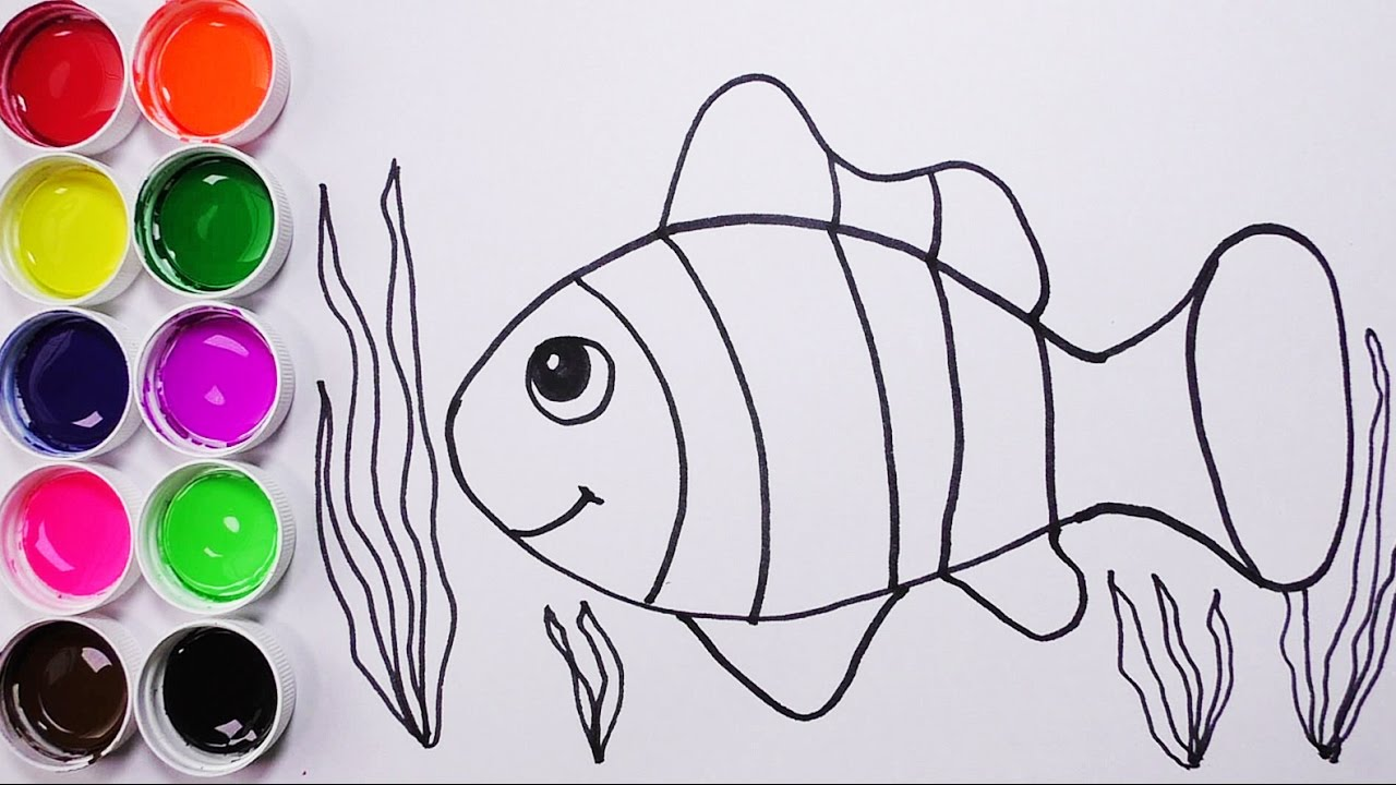 24 Animales Para Colorear Para Niños: Dibujos Para Pintar Para Niños Dibujos Para Cortar Y