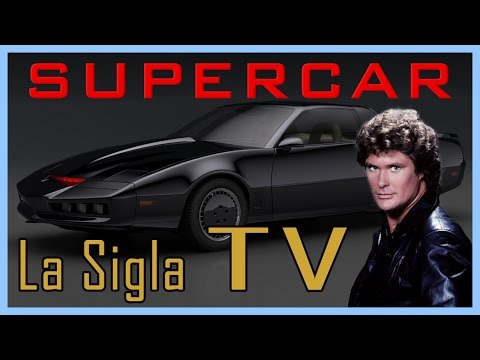 Supercar - La sigla tv
