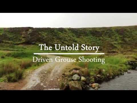 The Untold Story: Driven Grouse Shooting