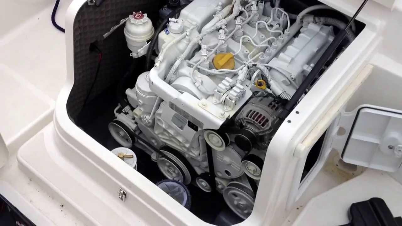Cummins Diesel Engines >> Cummins Mercruiser Diesel - YouTube