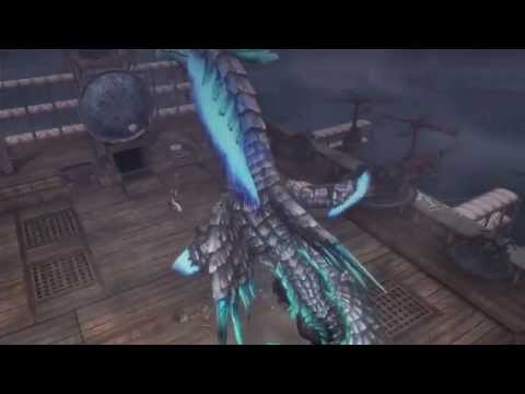 Monster Hunter Frontier G - Third Promotional Trailer HD *3D* [MHF G『プロモーションムービー 第3弾  *高解像度*』]