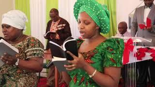 Mbeg' urukundo Rw' Imana yacu